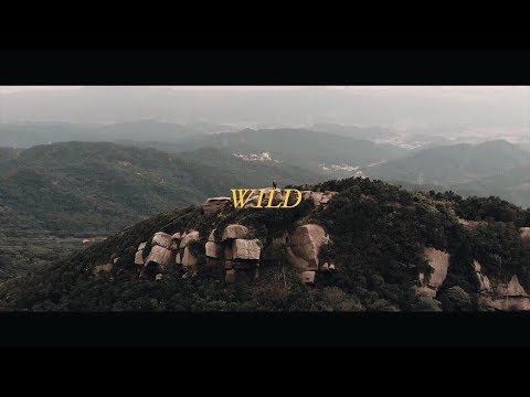 ØZI x The North Face: Urban Exploration -【W.I.L.D.】