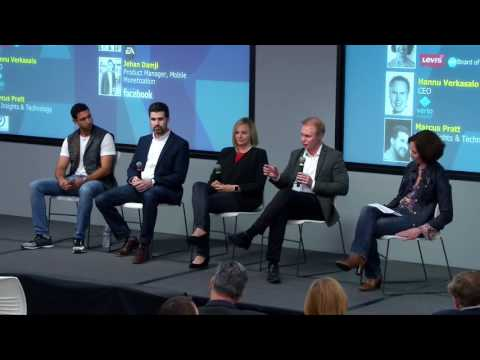 ARF West 2016 - Panel Discussion: The Big Business of Mobile App Advertising