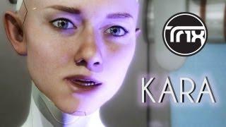 Quantic Dream Tech Demo Edit - KARA by TRIX