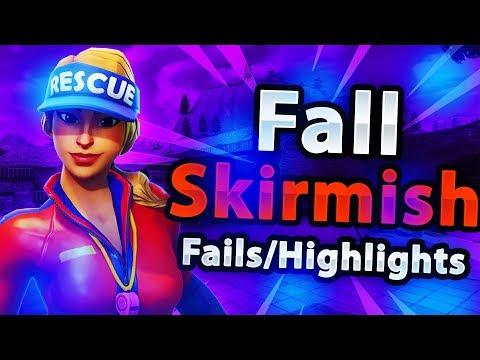 Ghost Aydan | Fall Skirmish Fails and Highlights