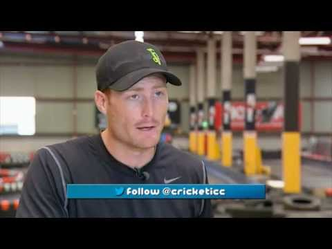 We spend a day go-karting with Martin Guptill HD
