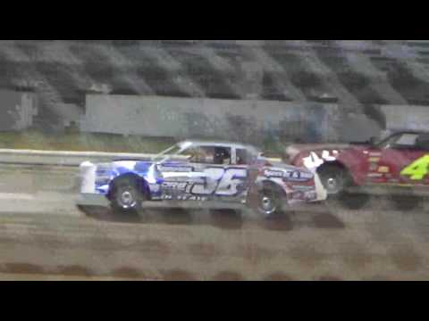 Ark La Tex Speedway factory stock heat 3 Pelican 3/17/17
