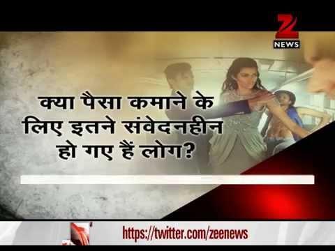 `Fashion shoot` on Nirbhaya rape case triggers outrage