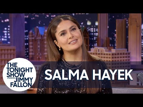Salma Hayek Massaged Tiffany Haddish's Bunioned Feet and Got Lucky