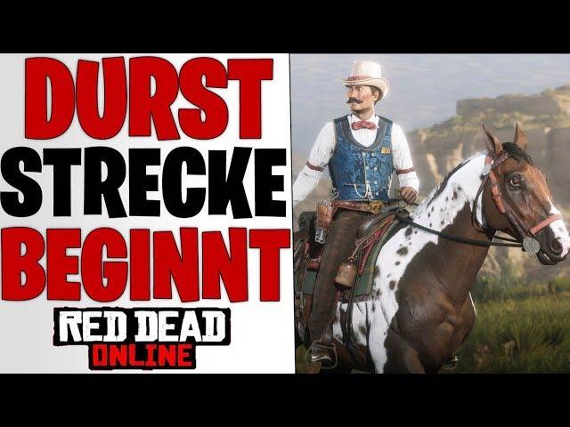 DIE DURSTSTRECKE BEGINNT - Neues Update & Zukunft | Red Dead Redemption 2 Online