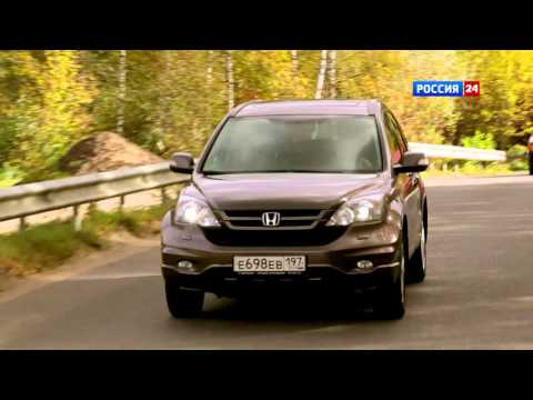 Вторичка обзор Honda CR V III 2.4 AT AWD АвтоВести 222