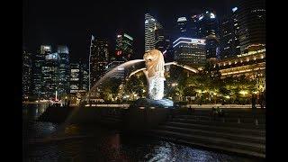 Первый день в Сингапуре