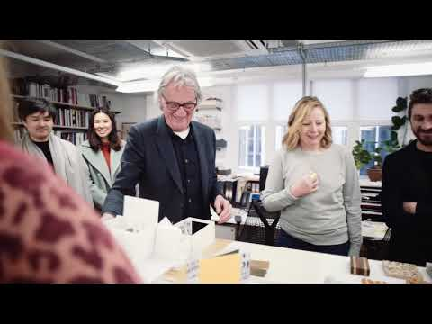 BFC/Vogue Designer Fashion Fund 2018 | Paul Smith Mentoring Day