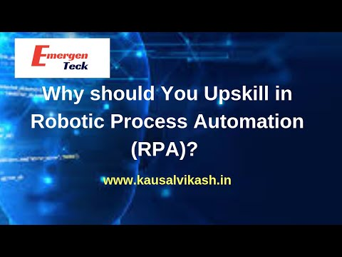 RPA Training | Robotic Process Automation Training & Certification