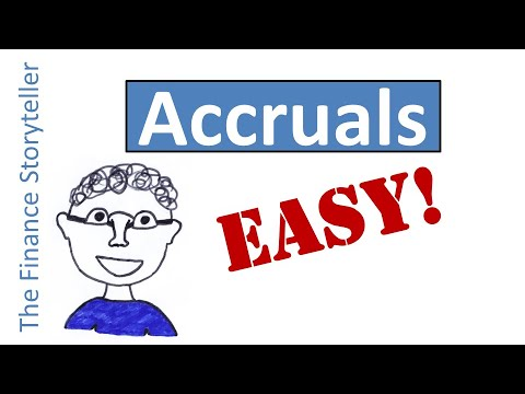 Accruals explained