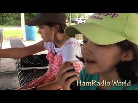 Hurricane Matthew Ham Radio Preparations with AlphaLoop Magnetic Loop Antenna