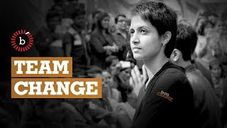Announcing Team Change! | Breakthrough India