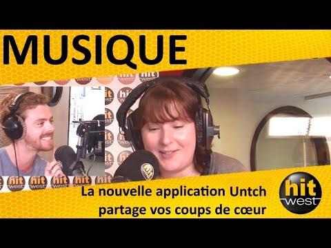 MUSIQUE : La nouvelle application Untch