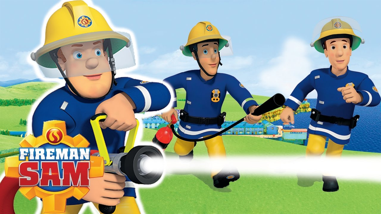 This is an image of Bewitching Fireman Sam Pic