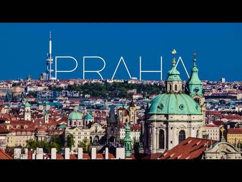 Moving City - Prague