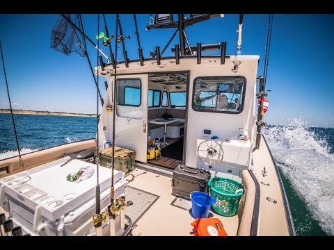 Montauk Fishing Charters Spring 2018 HD
