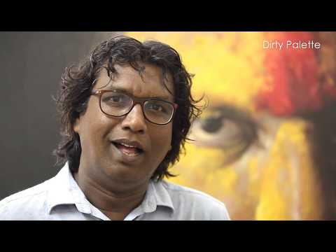 An Interview With Artist Mp.saravanan Promo