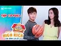Gia đình là số 1 sitcom   tập 10 full: Thu Trang đánh Gin Tuấn Kiệt vì nghi dẫn bạn gái về nhà