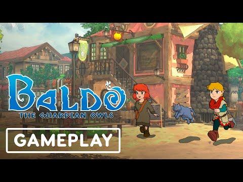 Baldo: 12 Minutes of Exploration and Combat Gameplay