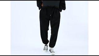 롤프 남자 남성 플리스바지 조거팬츠 밴딩 밴드 추리닝 …
