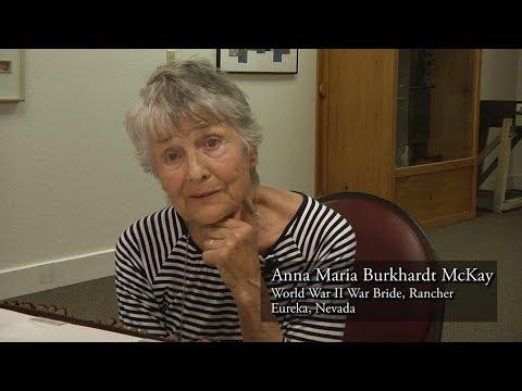 Anna Burkhardt McKay Full Interview - Eureka County, NV