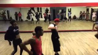 jeremy green choreo k camp slumdog anthem raw class foot
