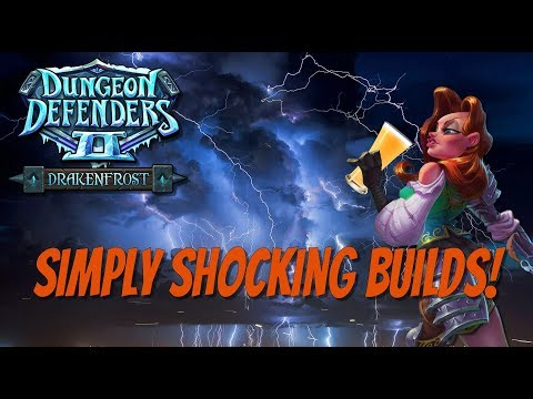 DD2 Simply Shocking Builds - Double Rams!