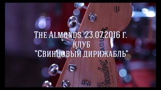 The Almonds - Концерт в клубе