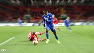 Patson Daka Is A Goal Machine! 4 Goals in 1 Match