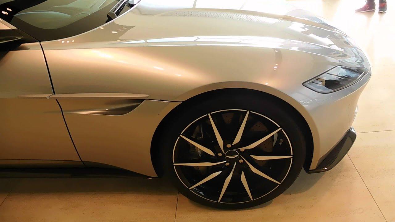 360 View Of Aston Martin Db10 Youtube