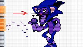 Majin Sonic but Cats Sing It  Endless