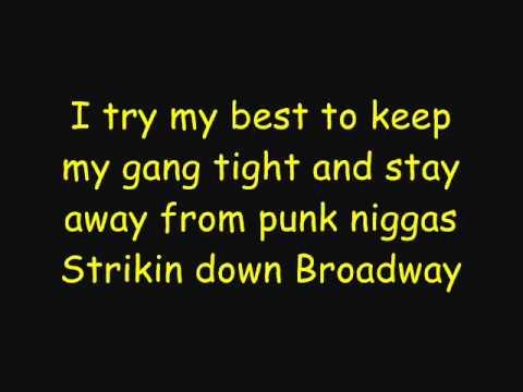 Eazy E - Black Nigga Killa Lyrics