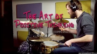 Download Video 'The Art Of Positive Thinking' // Drum performance by DrummerMartijn MP3 3GP MP4