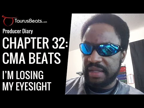 A Personal Message About Losing My Eyesight