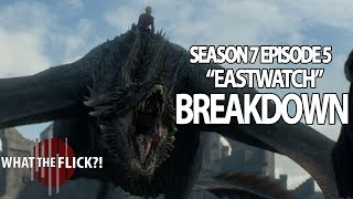 """Game Of Thrones Season 7 Episode 5 Promo Review – """"Eastwatch"""""""