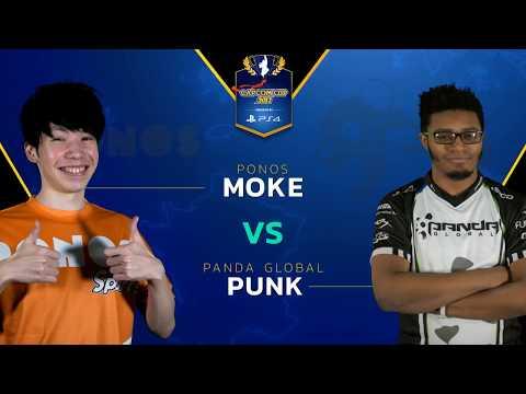 SFV: Ponos   Moke vs. PG   Punk - Capcom Cup 2017 - CPT2017