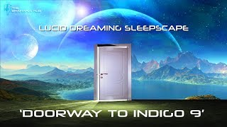 Lucid Dreaming Music & Sleepscape, with 'Shotgun' Gamma Freqs (Binaural Beats, Isochronic Tones)