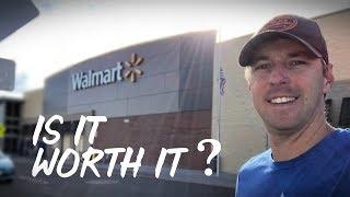 Walmart RV Supplies! Are They Worth It?