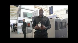 3D Systems ProJet MJP 5600 at RAPID + TCT 2017