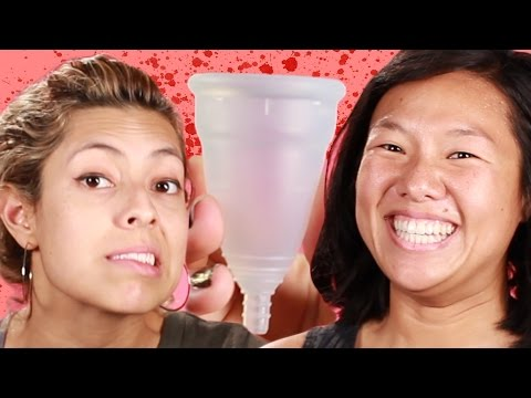 Thumbnail: Women Try Menstrual Cups
