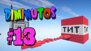 ACTIVADOR DE TNT!! #DIMINUTOS4 | Episodio 13 | Minecraft Supervivencia | Willyrex y sTaXx