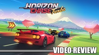 Review: Horizon Chase Turbo (PlayStation 4) - Defunct Games