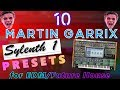 10 Sylenth1 Martin Garrix Presets Chords Leads Basses Plucks Whistle mp3