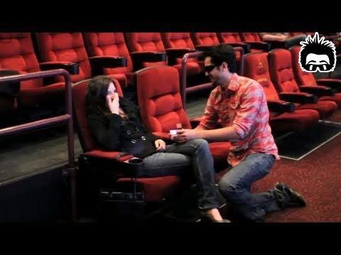 Movie Trailer Proposal - Joe Penna