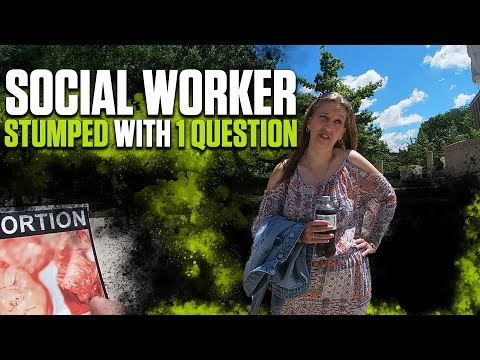 """Social Worker: """"The Perborn Are Not On Earth."""" AWESOME RESPONSE!"""