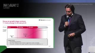NOAH12 London - ProSiebenSat.1, Dr. Christian Wegner