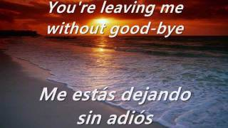 Modern Talking - Why did you do it just tonight?- subtitulada español