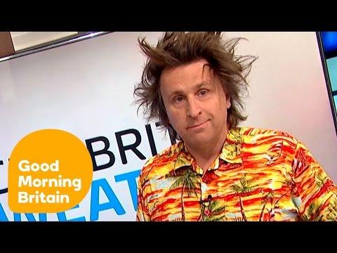 Milton Jones Does The Weather! | Good Morning Britain