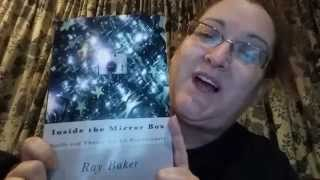 Inside the mirror box! BOOK