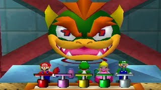 Mario Party 2 - All Survival Minigames